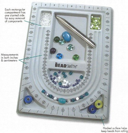 Bimbeads Bead design board