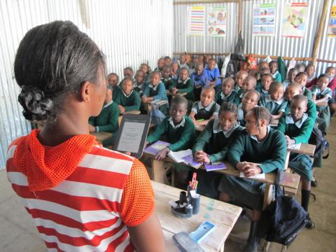 The usiness of education in Africa 4