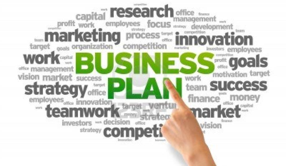 How to write a basic business plan