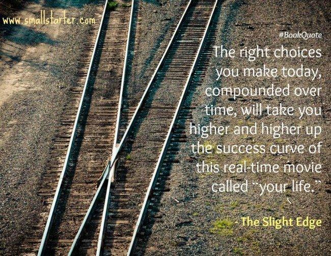 The Slight Edge 4