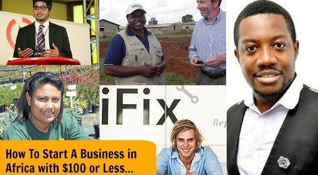 Top 50 Booming Business with Less Capital in Nigeria