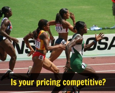 1.1.1 Pricing competition-based pricing