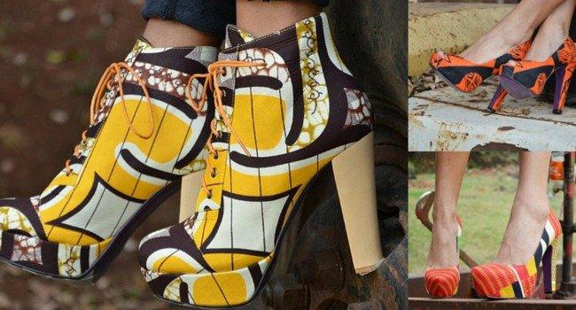 1.1 African footwear industry 9