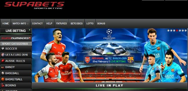 How Sports Betting Businesses Are Taking Over Africa - Supabets