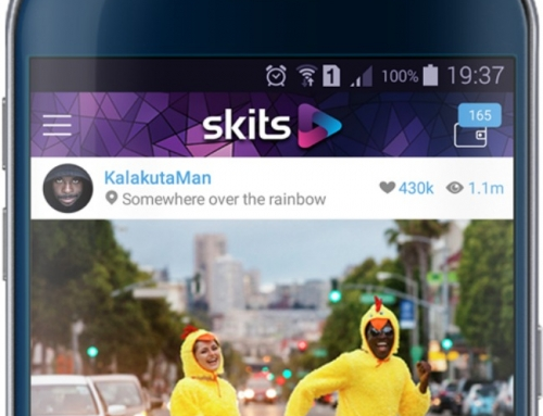 Amazing! Meet Skits, The Made-in-Africa App That Pays You for Being Social