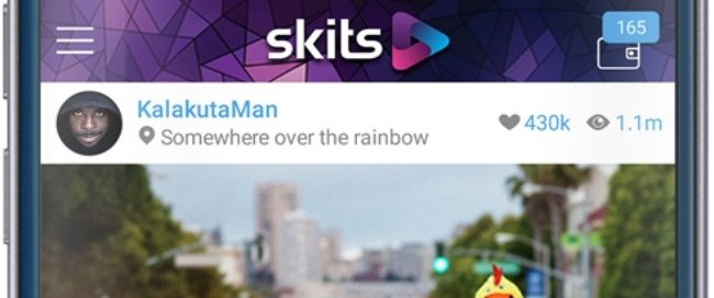 Meet Skits - The Made in Africa App That Pays You_1