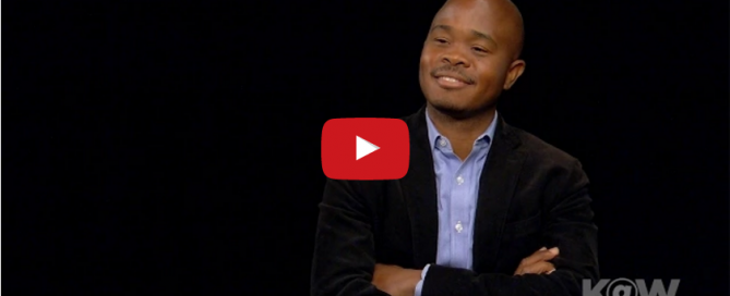 This Serial Entrepreneur Wants To Transform African education -- Listen to how he's going to do it