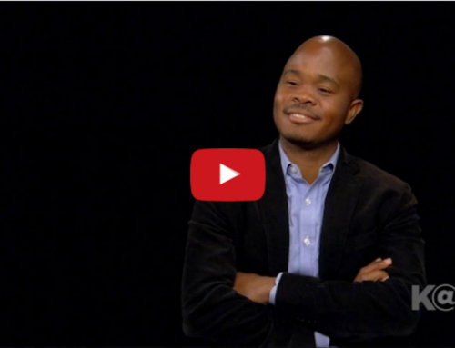 This entrepreneur has a very smart strategy to transform Africa's education system — Watch him explain it