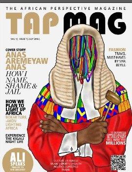 TAP Magazine -- Issue 7 -- Moses Mutabaruka