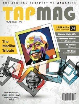 TAP Magazine -- The Madiba Tribute -- Moses Mutabaruka