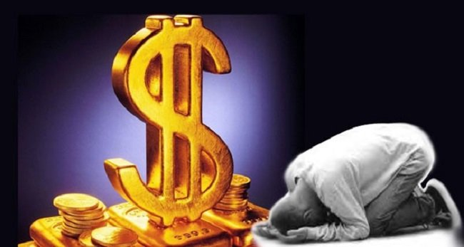 Want to be rich in Africa -- pervasive money worship
