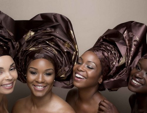 54 Thrones: Meet the Amazing Entrepreneur Behind This Beauty Brand That's Made in Africa by Africans