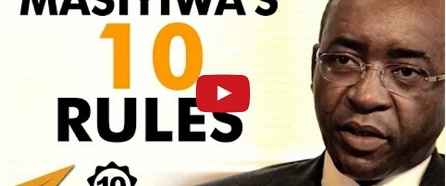 Strive Masiyiwa s Top 10 Rules For Success -- Smallstarter Africa
