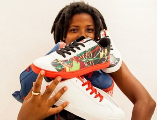 Meet the Nigerian entrepreneur who is building Africa's first smart shoe brand