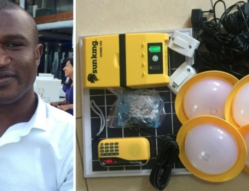 How A Frustrating Experience Inspired This Entrepreneur To Start A Solar Company in Tanzania
