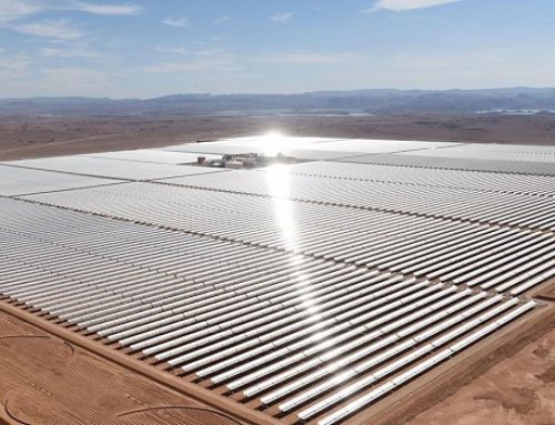 Amazing! This is Africa's largest solar power plant