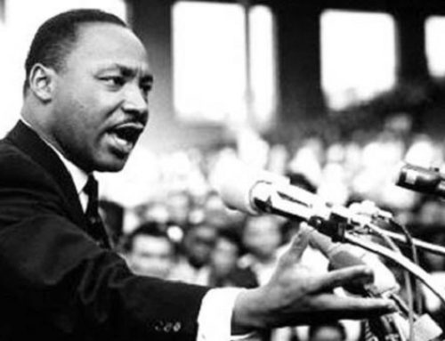 Dr. Martin Luther King was definitely talking to today's young Africans in this video