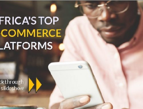 These are the biggest players in Africa's fast-growing e-Commerce market