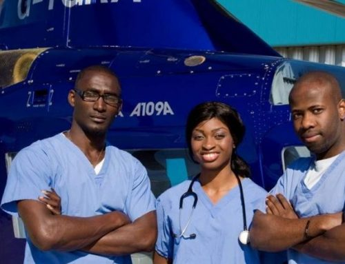 Meet the entrepreneur behind West Africa's first indigenous air ambulance service