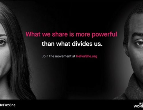 Have you heard of the UN Women's Global HeforShe initiative to drive gender equality?