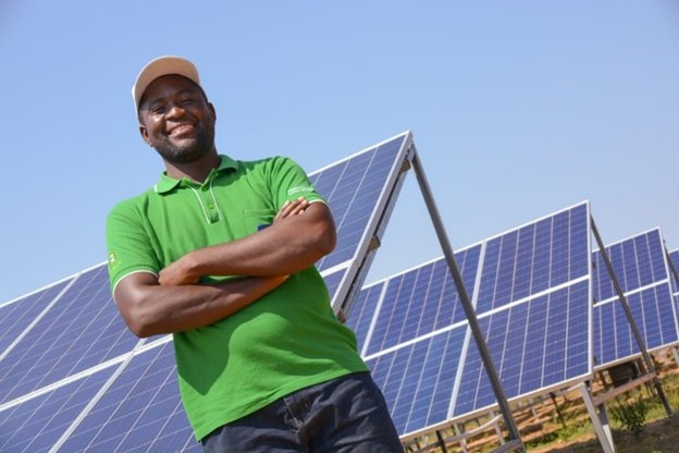 business opportunities in Africa -- off-grid solar