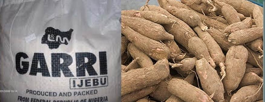 Gari and Cassava production – A small business that can