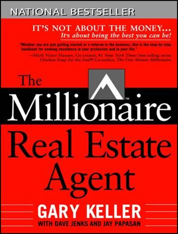 Real Estate Agent - Book recommendation - How to become a Millionaire Real Estate Agent