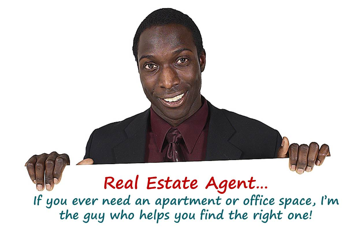Real Estate Agent - Who is an agent