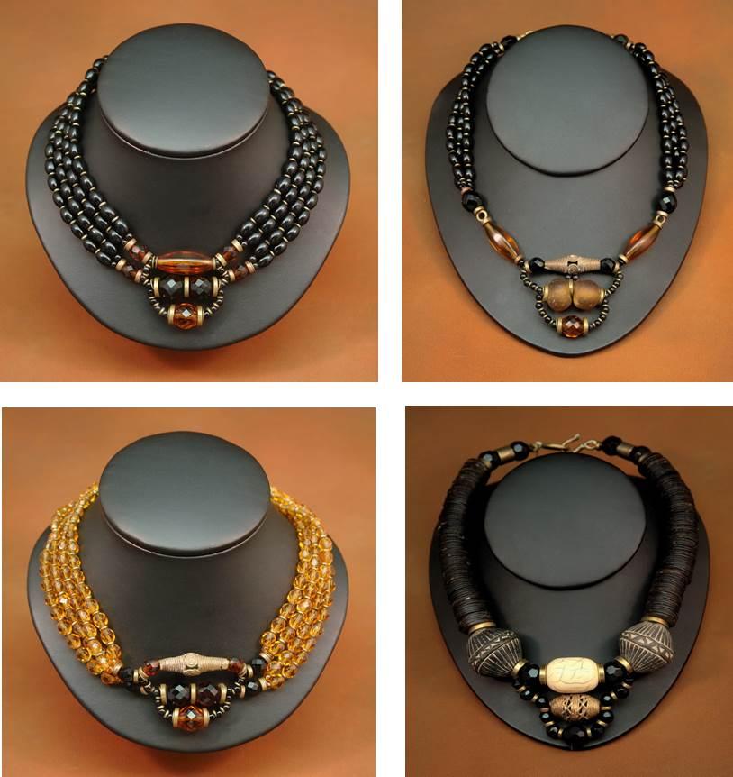 Bimbeads African beaded jewelry 2