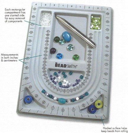 Bimbeads Bead design board