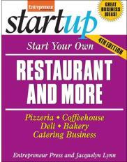 How to start a restaurant business 12