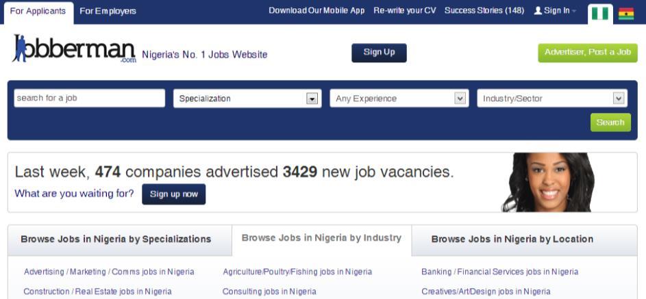 1.Jobberman unemployment problem 3