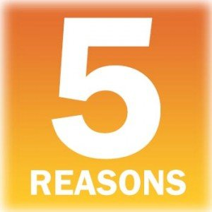 1.1 Five Reasons to register your business now 5