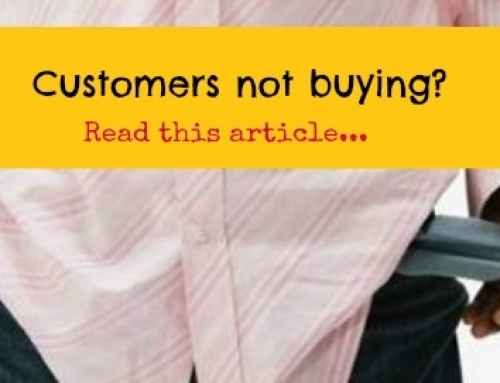 Experiencing Low Sales? Here Are 5 Reasons Why Customers Are Not Buying From You