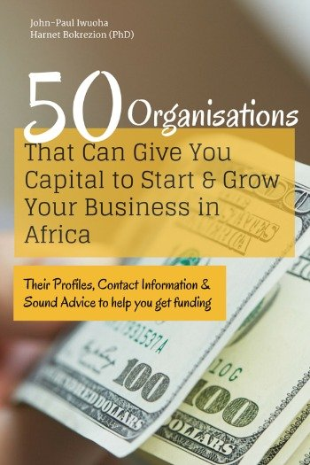 1.1 50 Organisations that fund African businesses 9