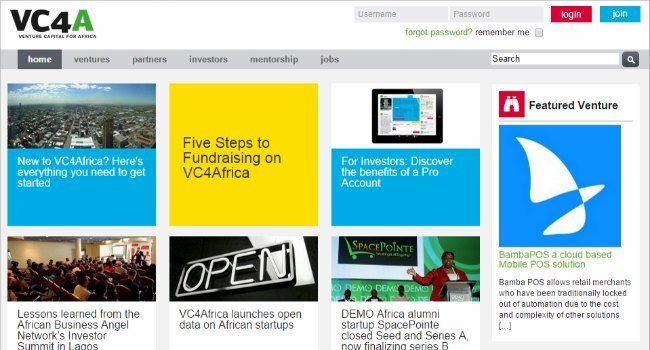 14. Top 30 Websites - VC4Africa