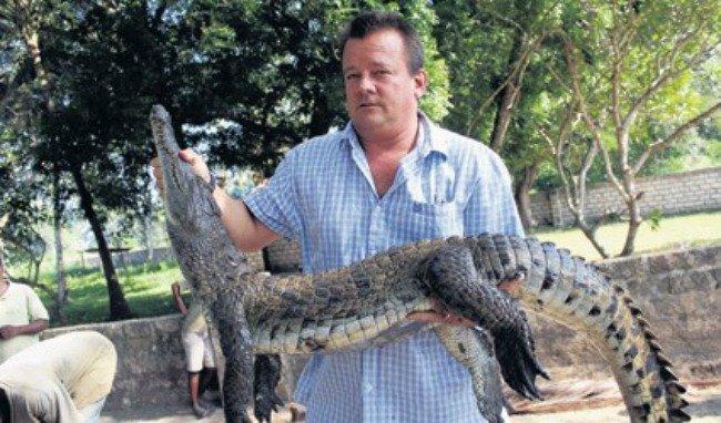 Crocodile farming in Africa _ 5