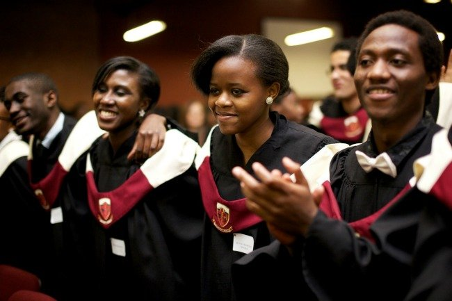 8 Ideas changing education in Africa -- ALU