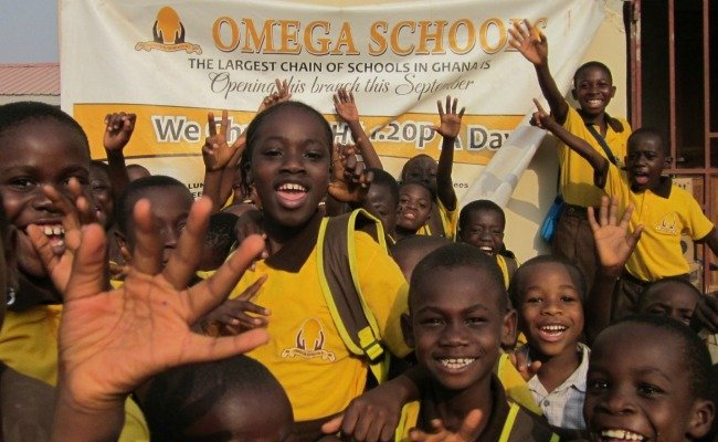 8 Ideas changing education in Africa -- Omega Schools