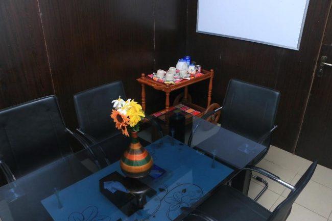 The Plectrum Hub -- Lagos 3
