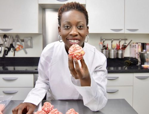 Meet Maria, the amazing entrepreneur who is empowering a generation and baking her way to the top