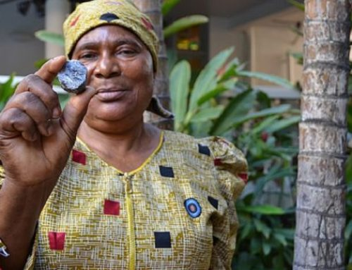How this woman in Tanzania disguised as a man and hit success in the mining business