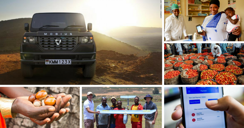 11 Business Opportunities in Africa That Made More Millionaires in