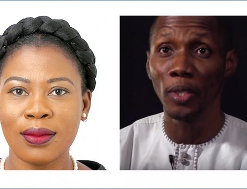 Africa needs more fearless people like these two Nigerian journalists