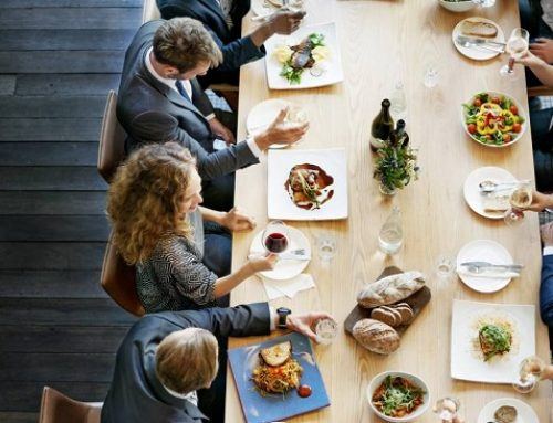 Table manners for entrepreneurs — important tips and dining etiquette to always keep in mind