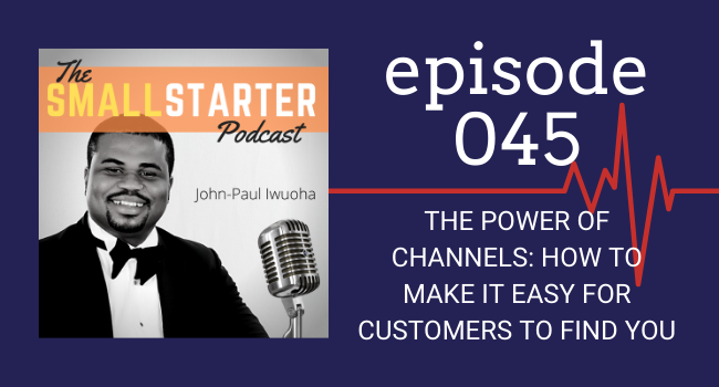 SBP 045 -- The Power of Channels