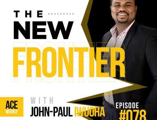 Special Feature: John-Paul Iwuoha speaks with Andrew Evans on the Ace Weekly Podcast