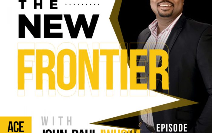 Special Feature -- John-Paul Iwuoha on the Ace Weekly Podcast