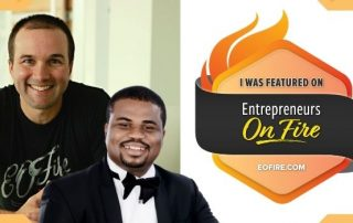 Special Feature -- John-Paul on EOFire Podcast