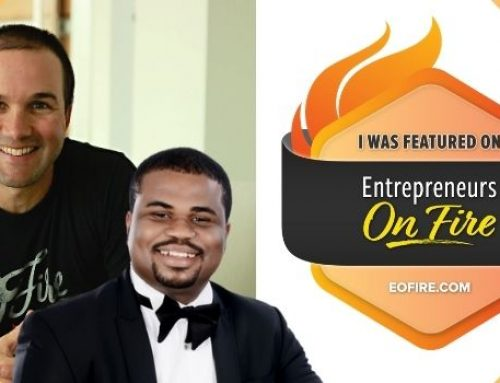 Special Feature: John-Paul Iwuoha speaks with JLD on the Entrepreneur On Fire Podcast